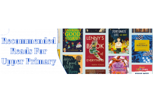 Recommended Reads For Upper Primary Students