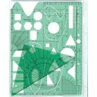 Mathaid 4 and Proliner Kit (Non‑formula) curve drawing template