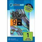New Century Maths 9 for the Australian Curriculum NSW Stages 5.1/5.2 (1 Access Code)