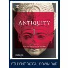 Antiquity 1 Year 11 4E Student obook assess (Access Code)