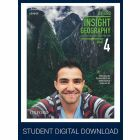 Oxford Insight Geography AC for NSW Stage 4 Student obook assess (Access Code)