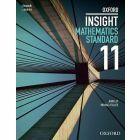 Oxford Insight Mathematics Standard Year 11 Student book + obook assess