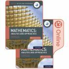 Oxford IB Diploma Programme: IB Mathematics: analysis and approaches (Print and Enhanced Online Course Book Pack)