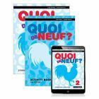 Quoi de Neuf? 2 Student Book, eBook and Activity Book 2ed