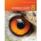 Jacaranda Science Quest 8 for the Australian Curriculum 3E learnON & Print