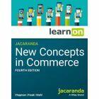 Jacaranda New Concepts in Commerce 4E NSW AC learnON (Access Code)