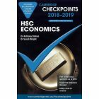 Cambridge Checkpoints HSC Economics 2018-2019