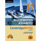 CambridgeMATHS Mathematics Advanced Year 11 (print and interactive textbook)