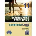 CambridgeMATHS Mathematics Extension 1 Year 11 (print and interactive textbook)