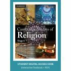 Cambridge Studies of Religion Stage 6 3rd Edition (Digital Access Code)