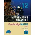 CambridgeMATHS Mathematics Advanced Year 12 (print and interactive textbook)