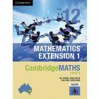 CambridgeMATHS Mathematics Extension 1 Year 12 (print and interactive textbook)
