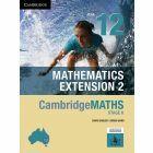 CambridgeMATHS Mathematics Extension 2 Year 12 (print and interactive textbook)