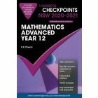 Cambridge Checkpoints Year 12 Mathematics Advanced 2020-2021