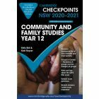 Cambridge Checkpoints Year 12 Community and Family Studies 2020-2021