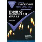 Cambridge Checkpoints Year 12 Studies of Religion I & II 2020-2021