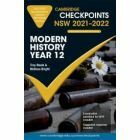 Cambridge Checkpoints NSW Modern History Year 12 2021-2022