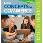 New Concepts in Commerce 3E eBookPLUS (Digital Access Code)
