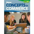 New Concepts In Commerce 3rd Edition Print & eBookPLUS