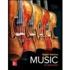 Music: An Appreciation 12th Edition (Available to order)