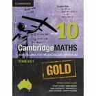 CambridgeMATHS GOLD NSW for AC Year 10 (print and digital)