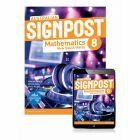 Australian Signpost Mathematics NSW 8 Student Book with eBook