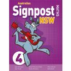 Australian Signpost Maths NSW 4 Student Activity Book 2ed