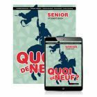 Quoi de Neuf? Senior Book with eBook 1ed