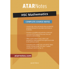 ATAR Notes: HSC Mathematics Complete Course Notes