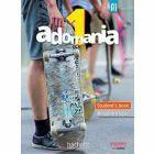 Adomania 1/A1 Student Pack English Version (Textbook, Workbook, Ebook Code)