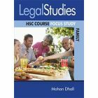 Legal Studies HSC Course: Focus Study Family 2nd Edition