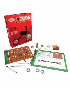 Code Programming Series: Rover Control (Ages 8+)