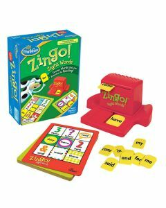 Zingo! Sight Words (Ages 4+)