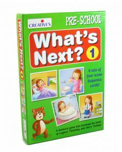 What's Next? 1 (Ages 4+)