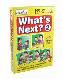 What's Next? 2 (Ages 4+)