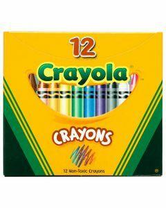 Crayola Crayons 12pk