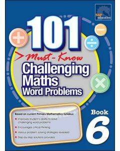 101 Must Know Challenging Maths Word Problems 6