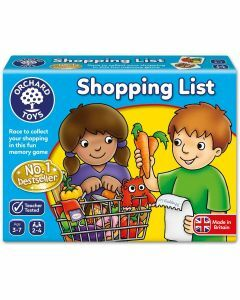 Orchard Toys Shopping List Game (Ages 3-7)