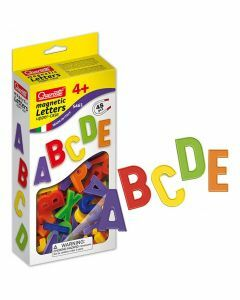 Magnetic Letters: Upper Case (Ages 4+)