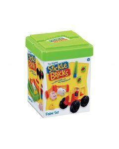 Stickle Bricks - Farm Set (18 months+)