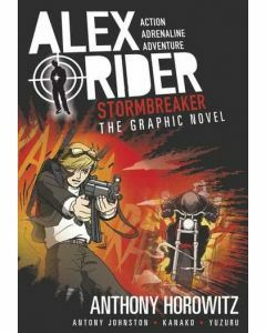 Stormbreaker Graphic Novel