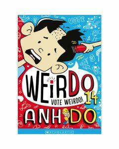WeirDo 14: Vote Weirdo