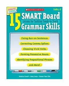 15 Smart Board Lessons for Grammar