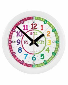 EasyRead Time Teacher Children's Wall Clock (Ages 5-12)