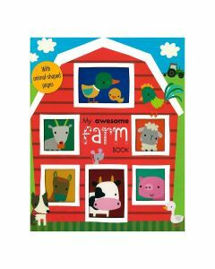 My Awesome Farm Book (Ages 1-5)
