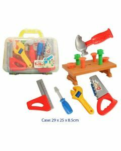 Portable Tool Box (Ages 3+)