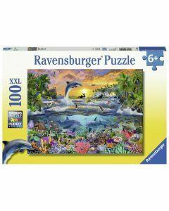 Tropical Paradise 100 Piece Puzzle (Ages 6+)