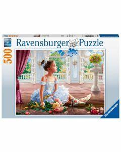 Sunday Ballet 500 Piece Puzzle (Ages 10+)