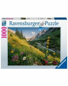 Magical Valley 1000 Piece Puzzle (Ages 12+)