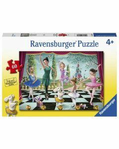 Ballet Rehearsal 60 Piece Puzzle (Ages 4+)